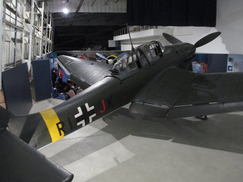 イギリス空軍博物館 071-2
