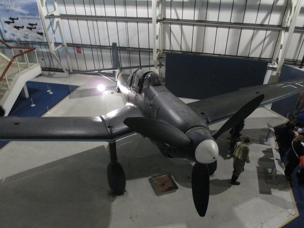 イギリス空軍博物館 071-5