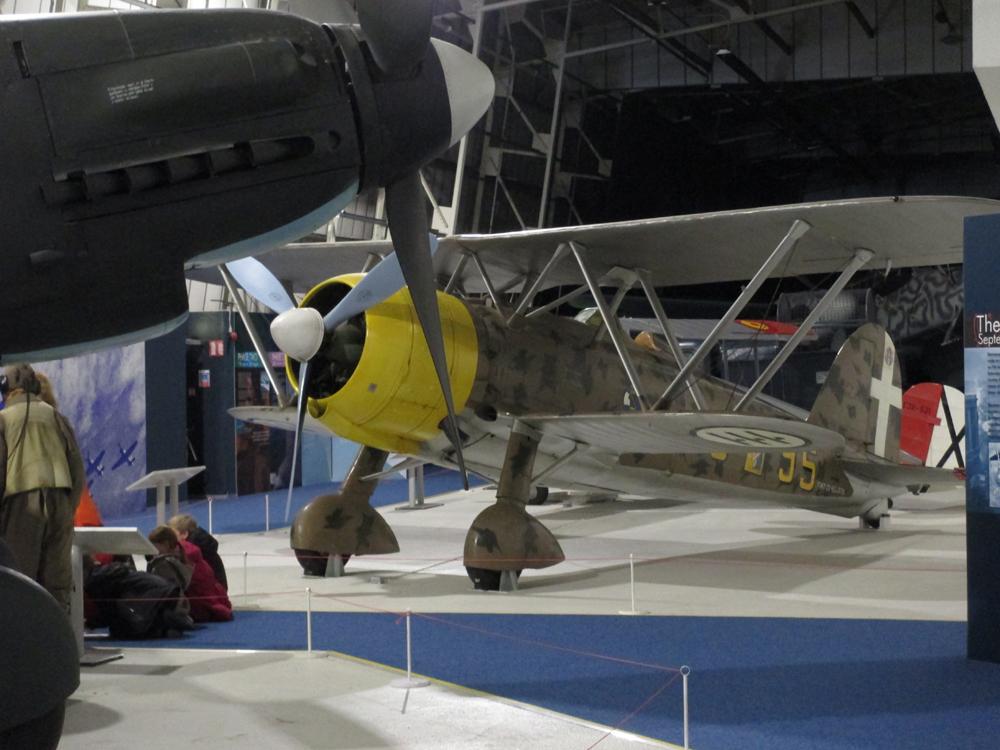 イギリス空軍博物館 072-1