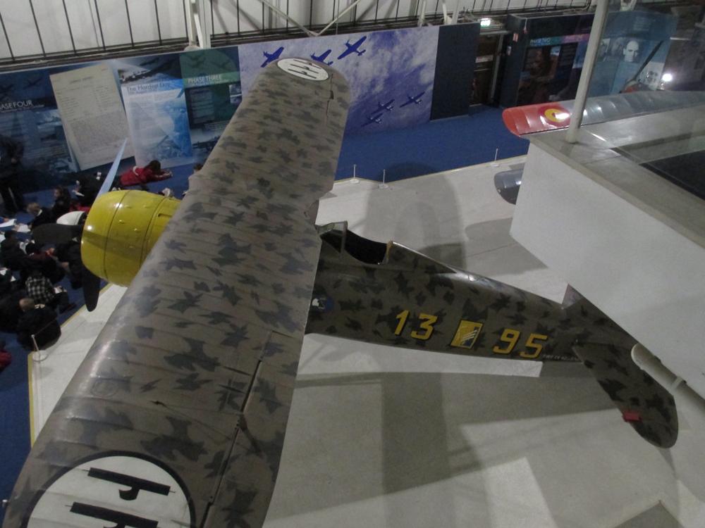 イギリス空軍博物館 072-2