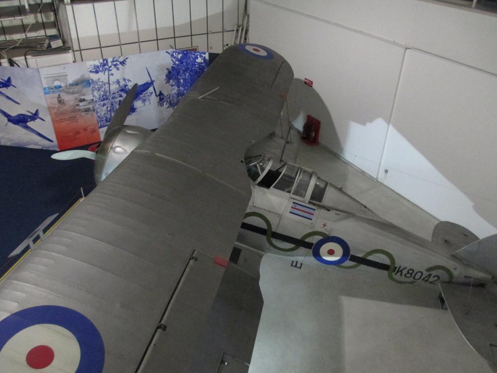 イギリス空軍博物館 073