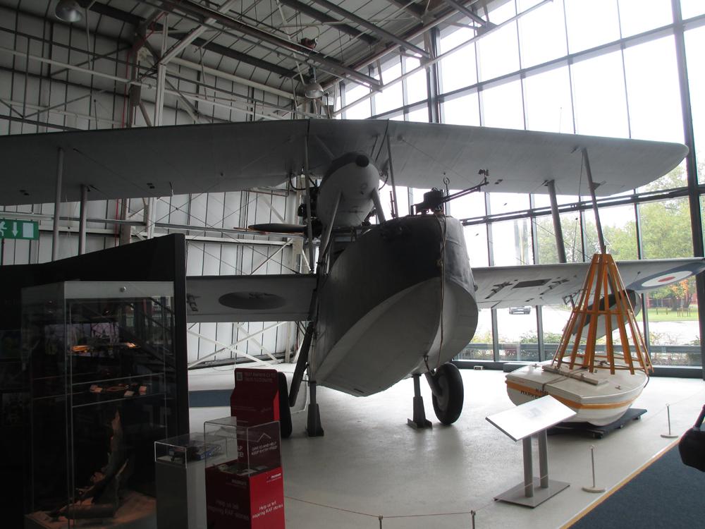 イギリス空軍博物館 076-1