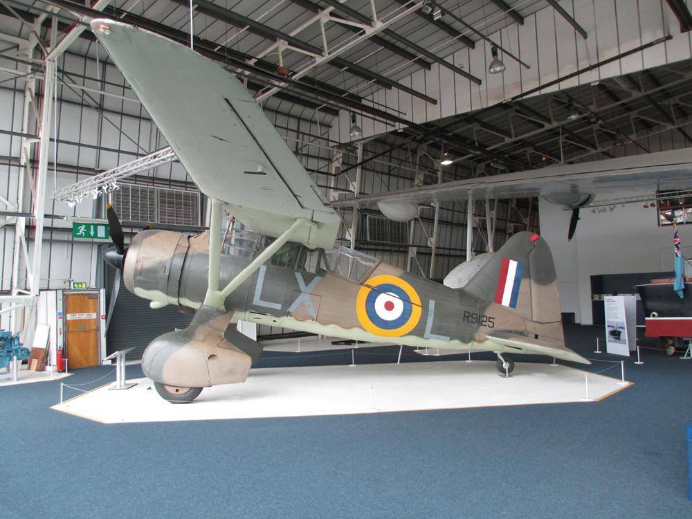 イギリス空軍博物館 077-1
