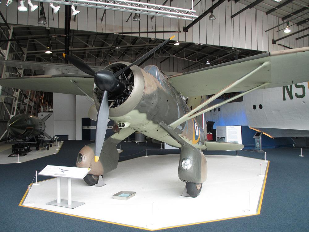 イギリス空軍博物館 077-2