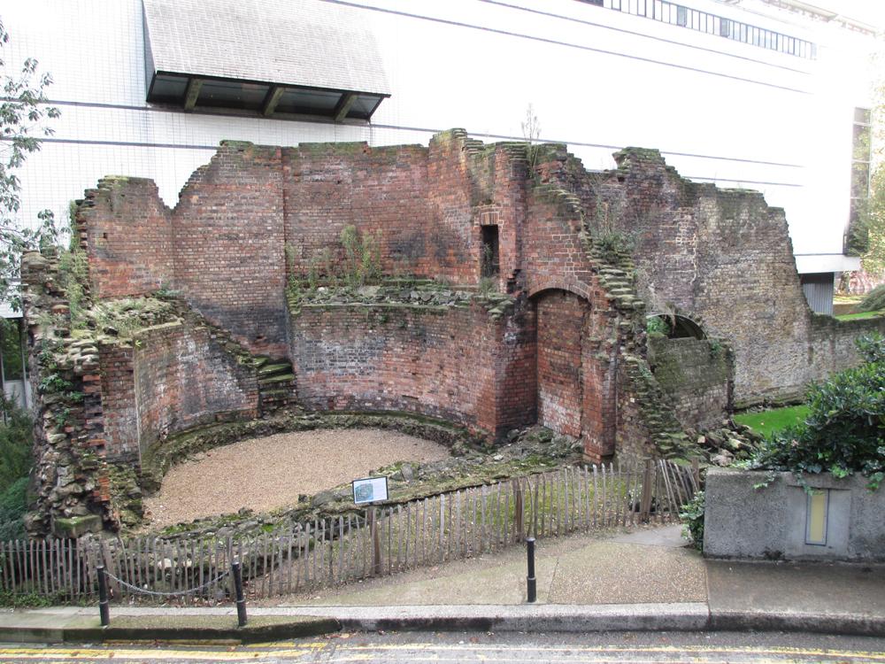 ロンドン城壁 003-1