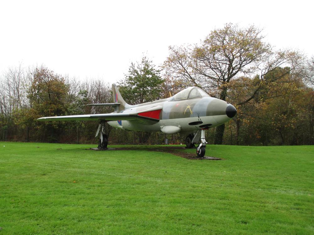 RAF博物館(コスフォード) 001
