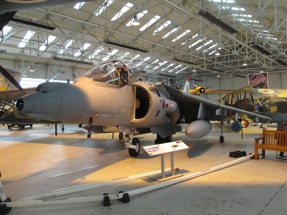 RAF博物館(コスフォード) 020