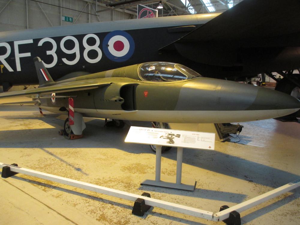 RAF博物館(コスフォード) 019