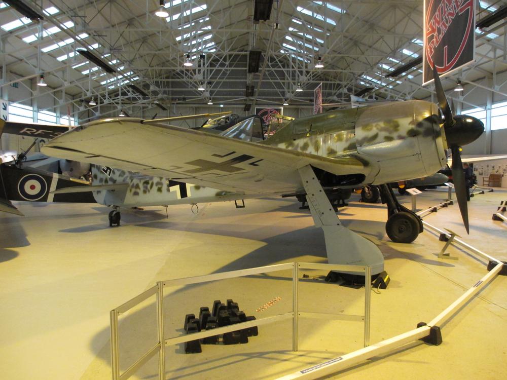 RAF博物館(コスフォード) 027-5