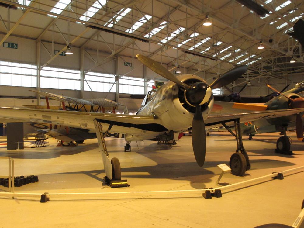RAF博物館(コスフォード) 027-6