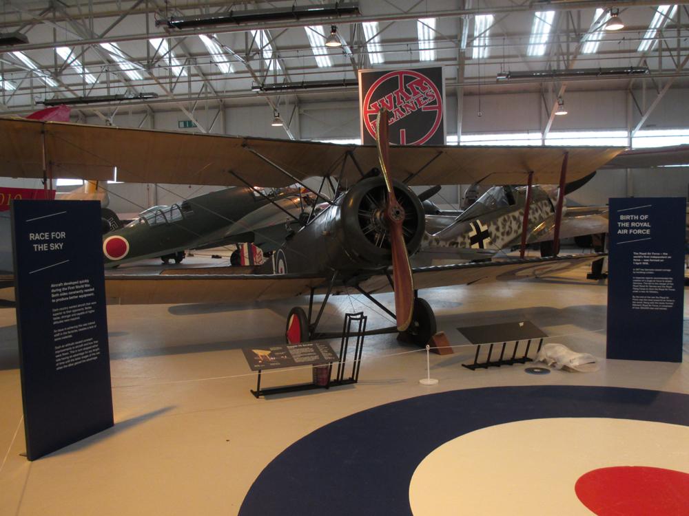 RAF博物館(コスフォード) 034