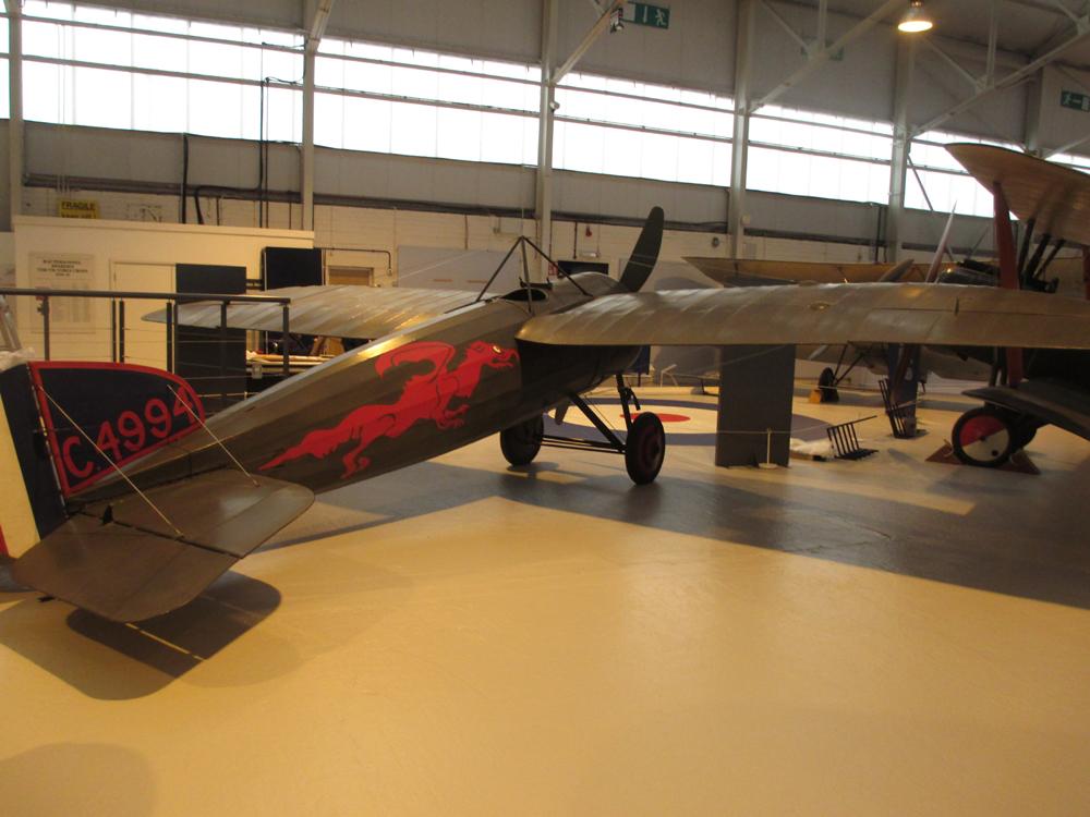 RAF博物館(コスフォード) 035-2