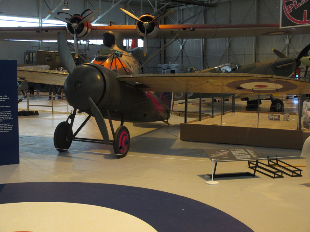 RAF博物館(コスフォード) 035-1