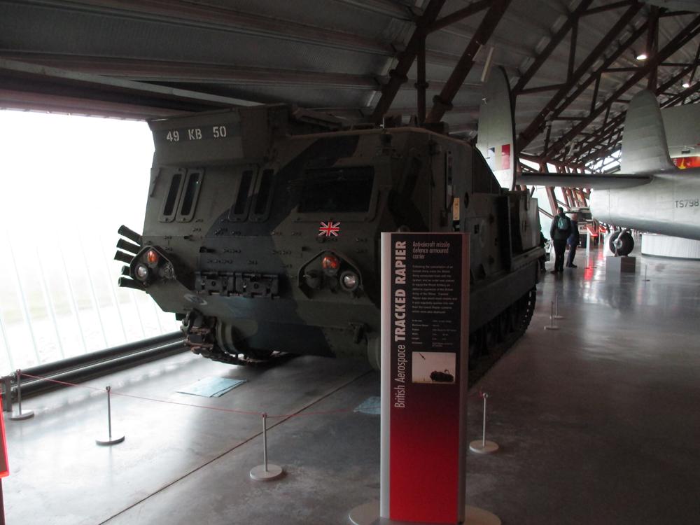 RAF博物館(コスフォード) 049