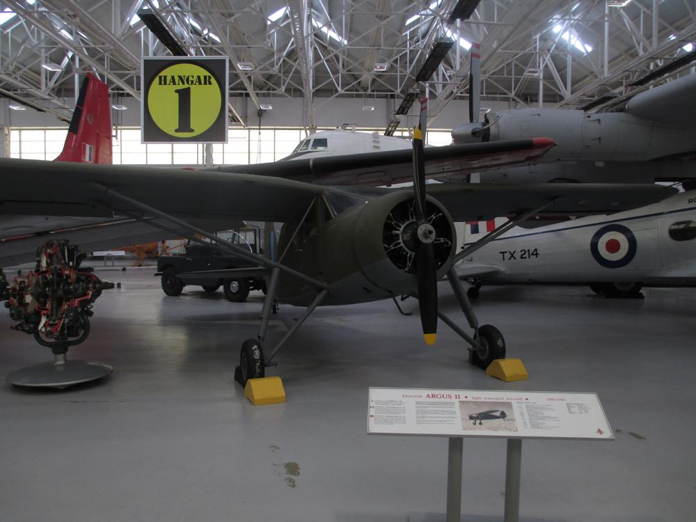 RAF博物館(コスフォード) 061