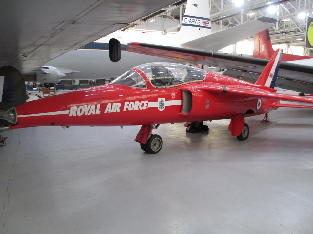 RAF博物館(コスフォード) 074