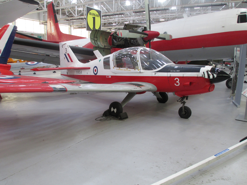 RAF博物館(コスフォード) 075