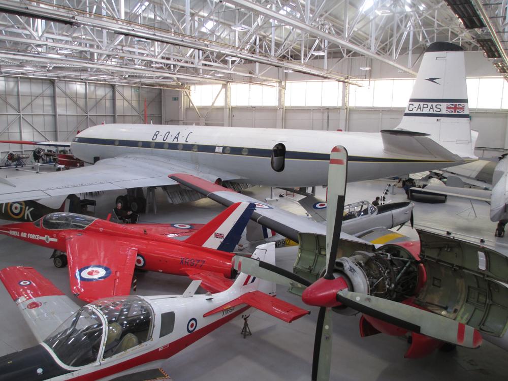 RAF博物館(コスフォード) 072-2