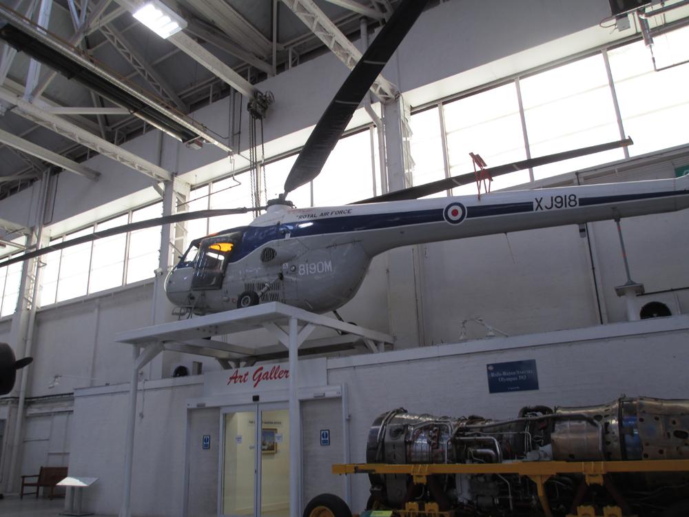 RAF博物館(コスフォード) 083