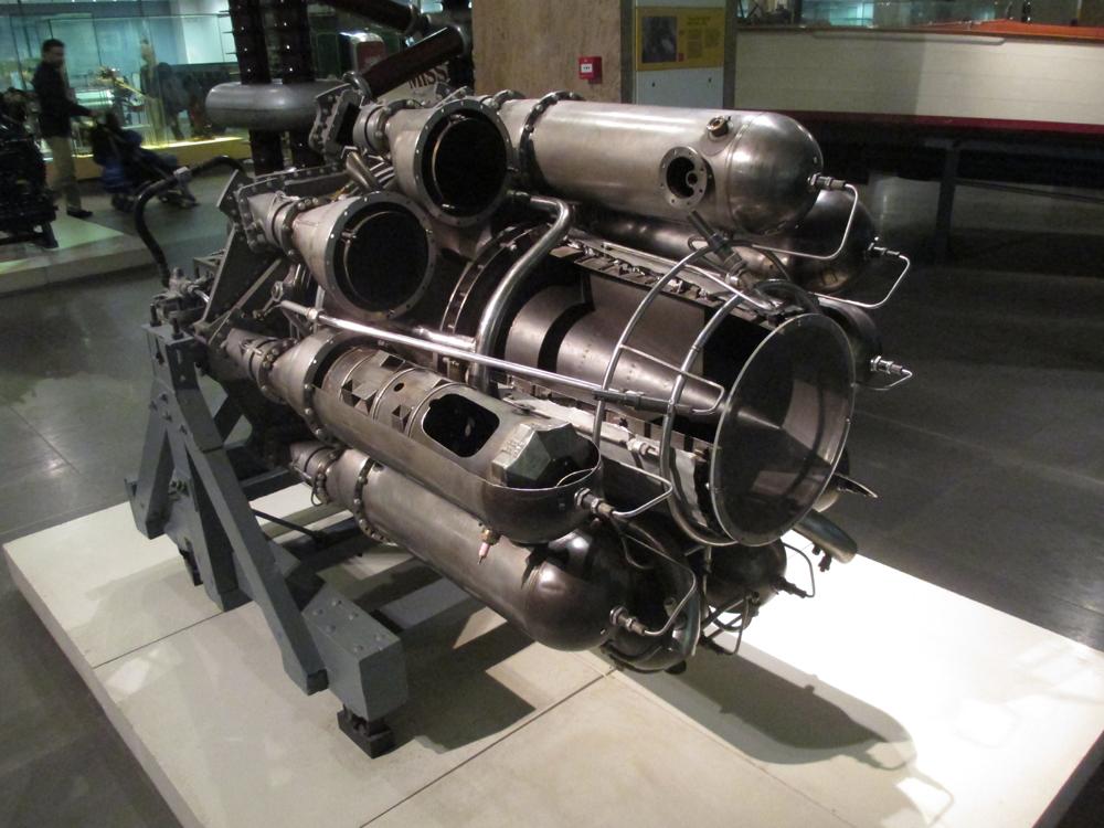 ロンドン科学博物館 006