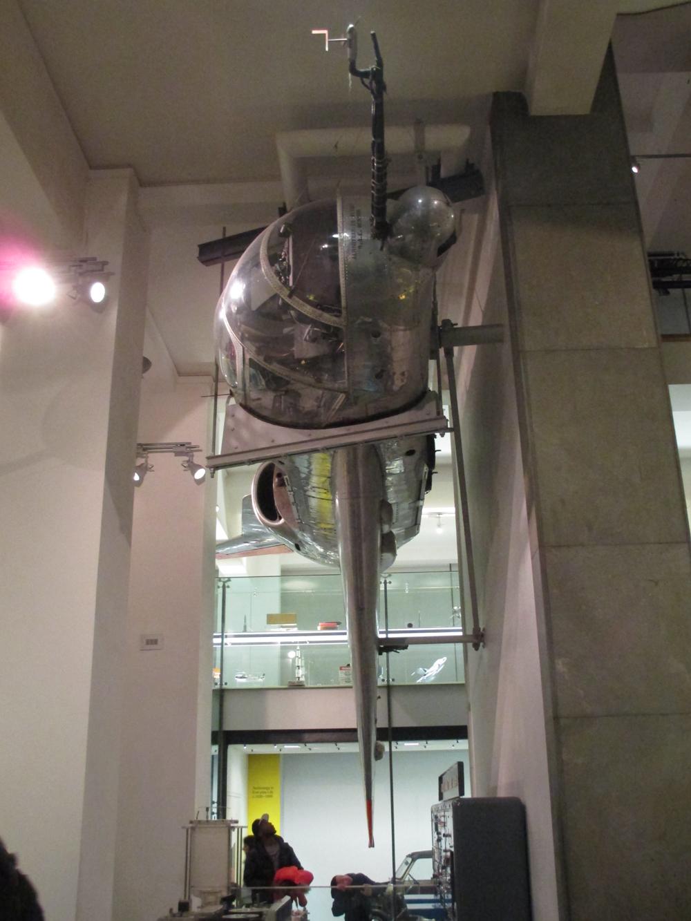 ロンドン科学博物館 007-1