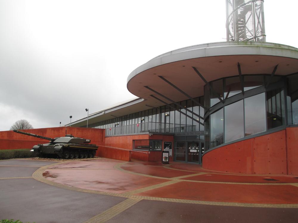 ボービントン戦車博物館 001-1