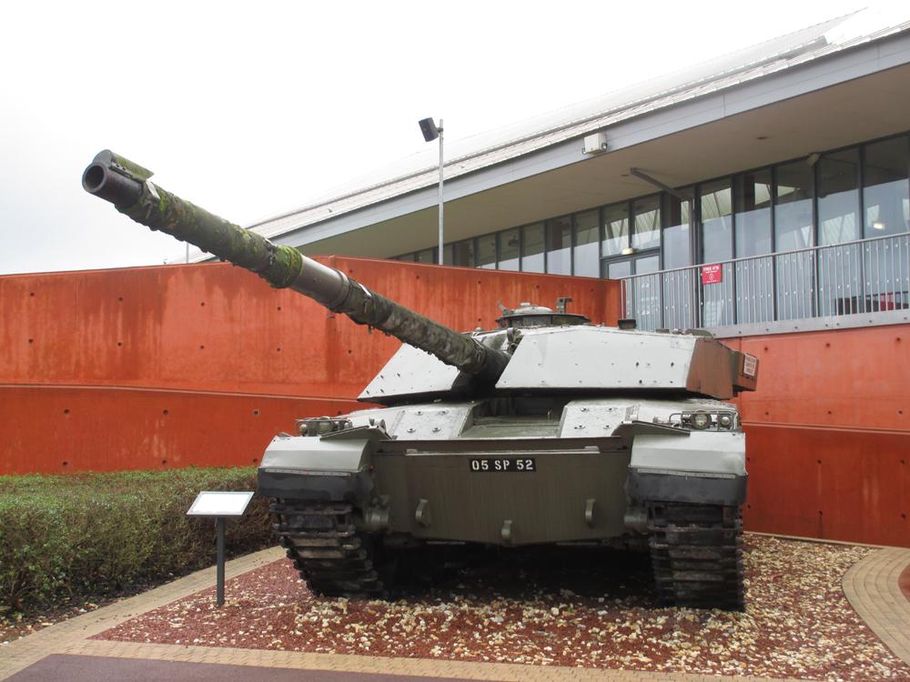 ボービントン戦車博物館 001-2