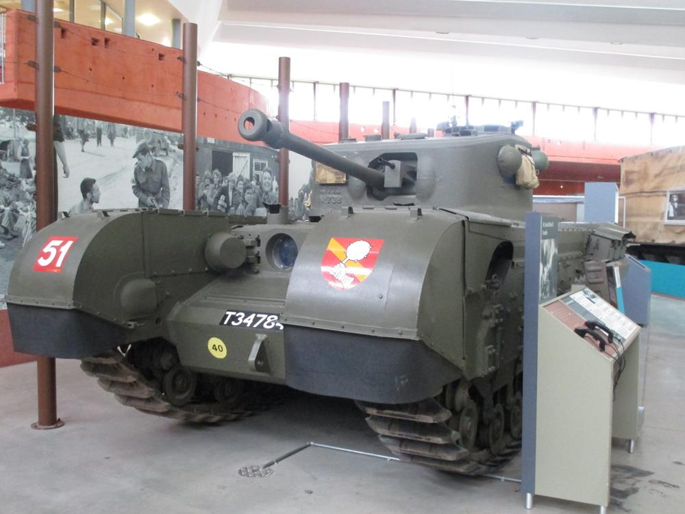 ボービントン戦車博物館 004