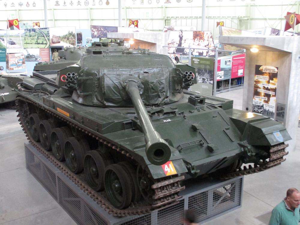 ボービントン戦車博物館 003