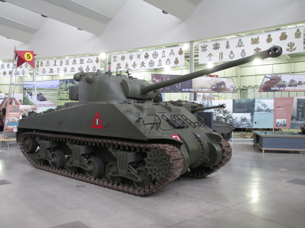 ボービントン戦車博物館 005