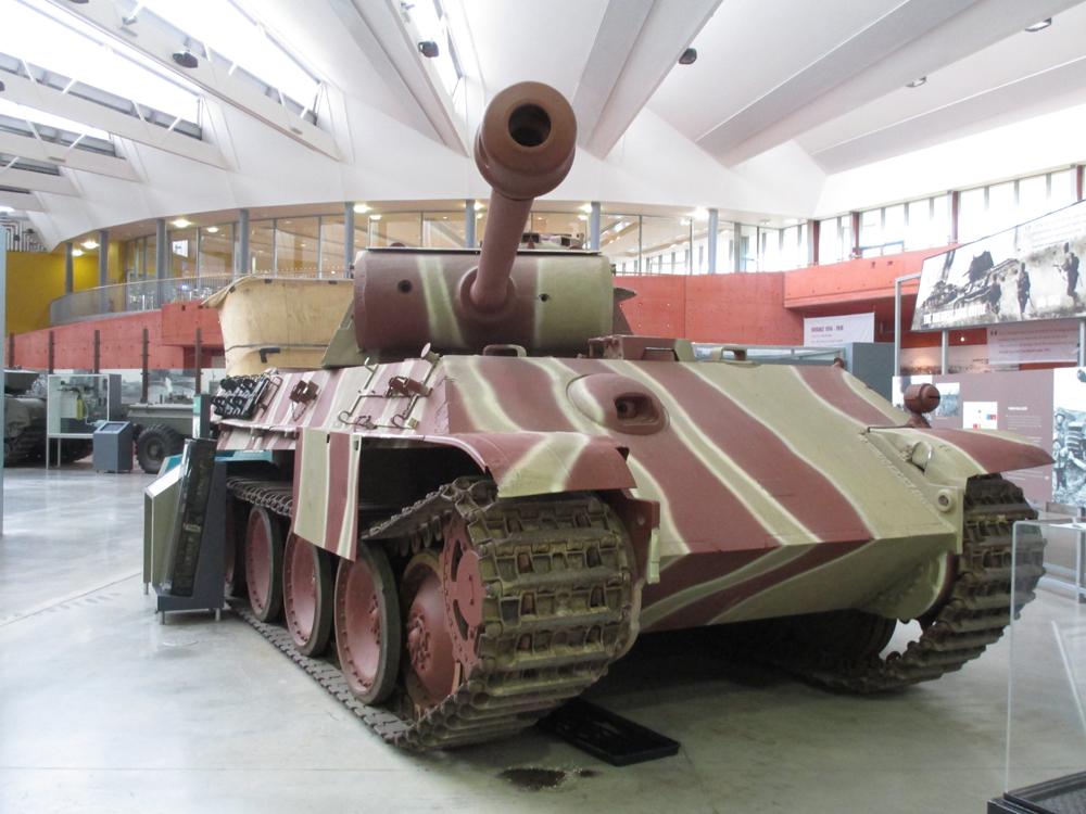 ボービントン戦車博物館 007-2