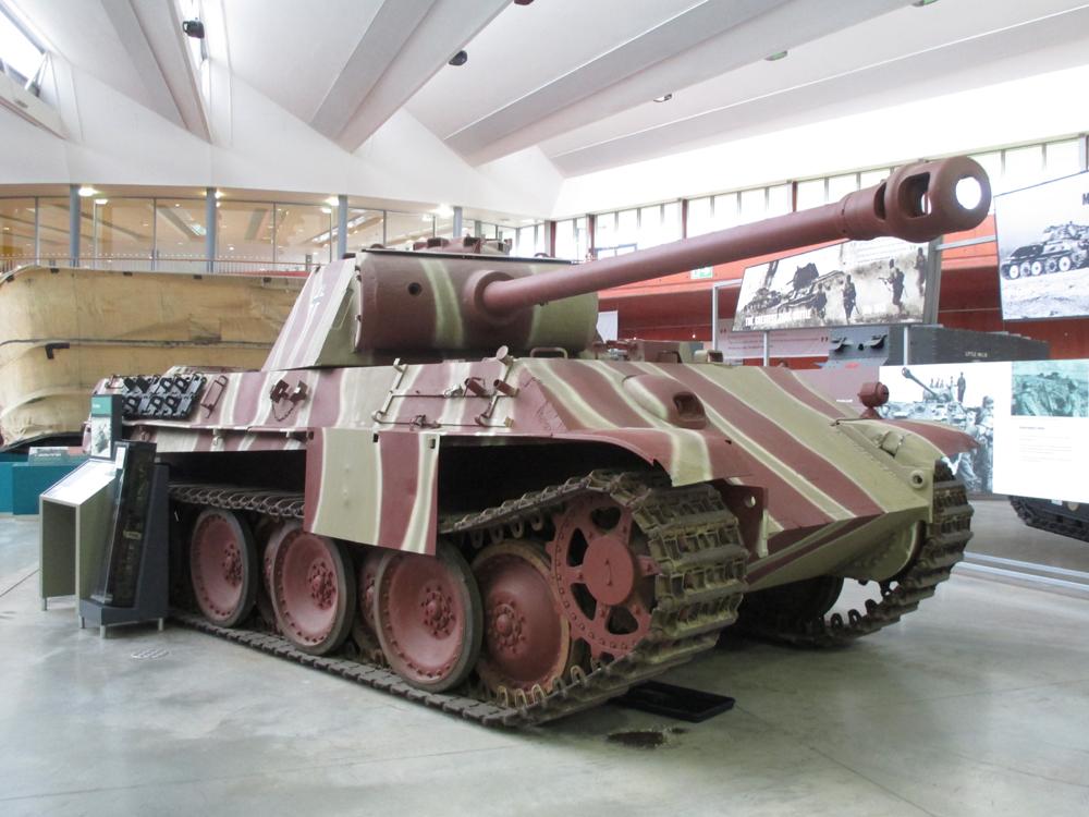 ボービントン戦車博物館 007-1