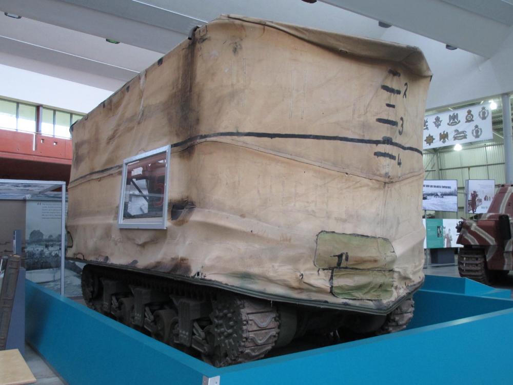 ボービントン戦車博物館 006