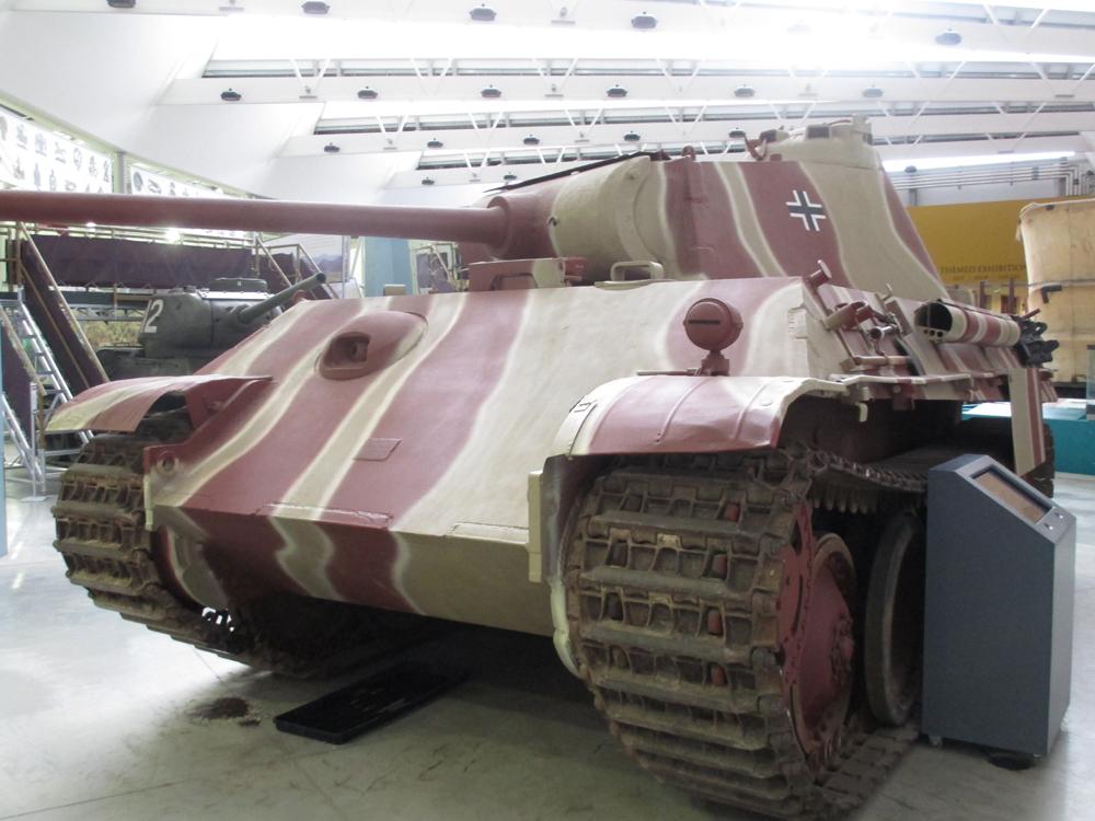 ボービントン戦車博物館 007-3