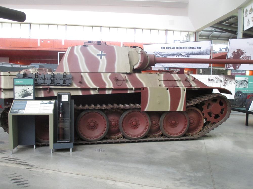 ボービントン戦車博物館 007-4