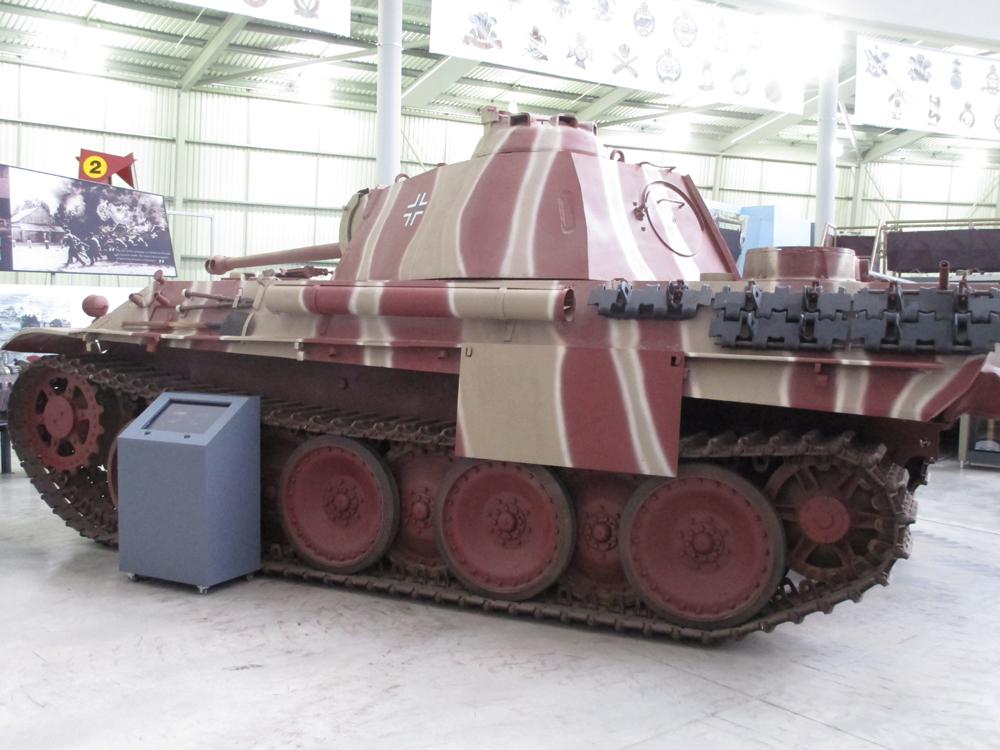 ボービントン戦車博物館 007-5