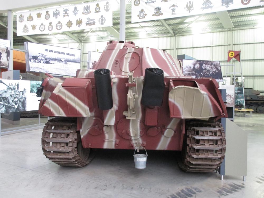 ボービントン戦車博物館 007-6