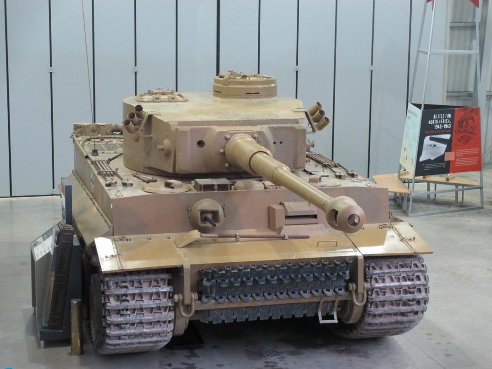ボービントン戦車博物館 009-1