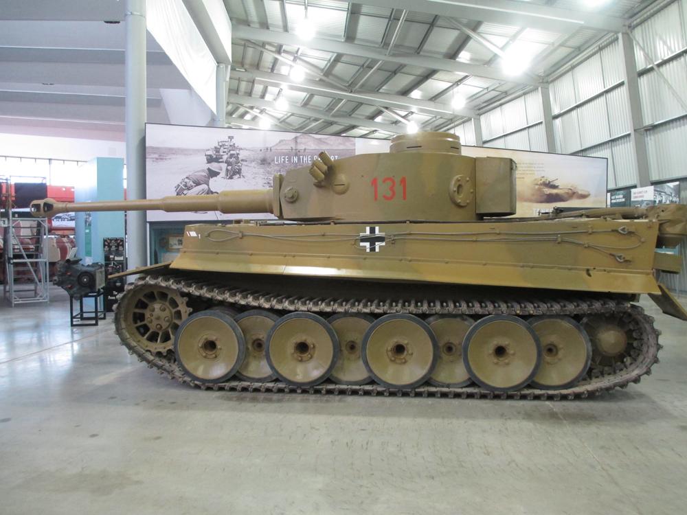 ボービントン戦車博物館 009-4