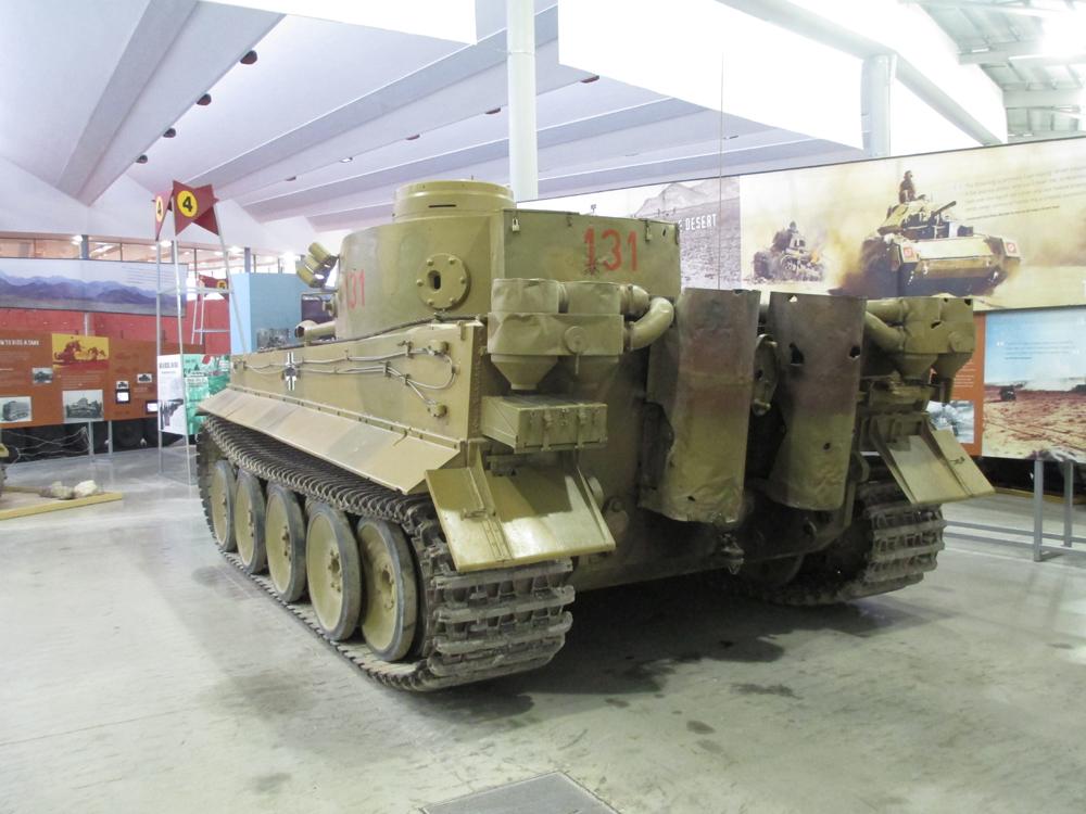 ボービントン戦車博物館 009-5