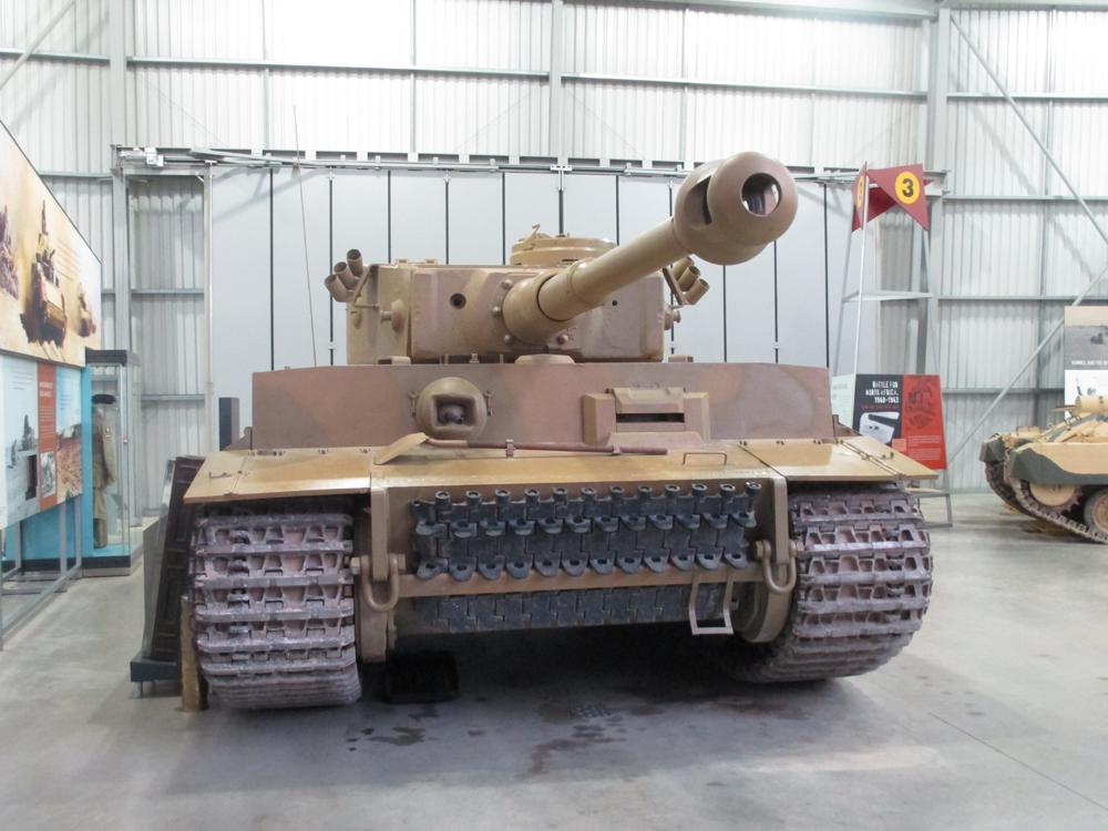 ボービントン戦車博物館 009-2