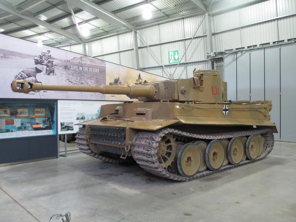 ボービントン戦車博物館 009-3