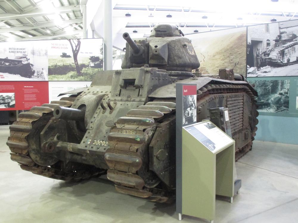 ボービントン戦車博物館 010-2