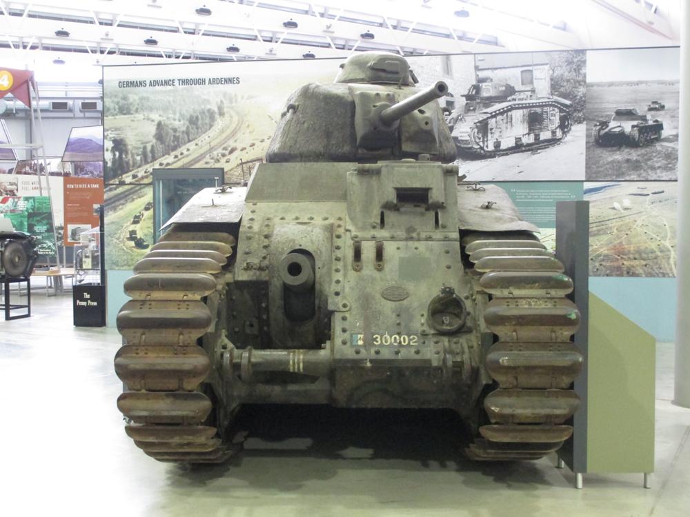 ボービントン戦車博物館 010-1