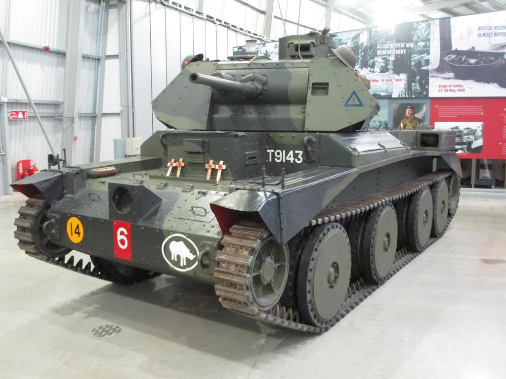 ボービントン戦車博物館 011