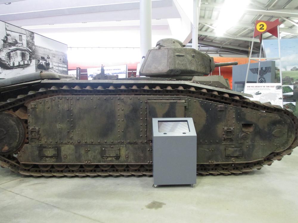 ボービントン戦車博物館 010-3