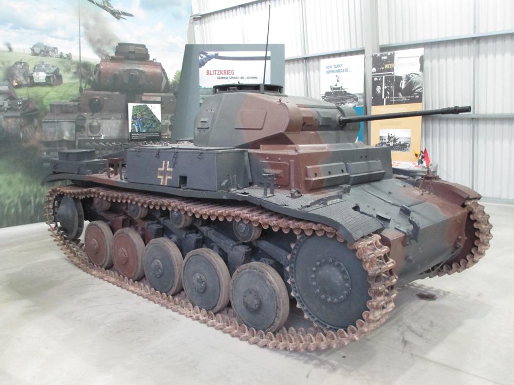 ボービントン戦車博物館 012-2