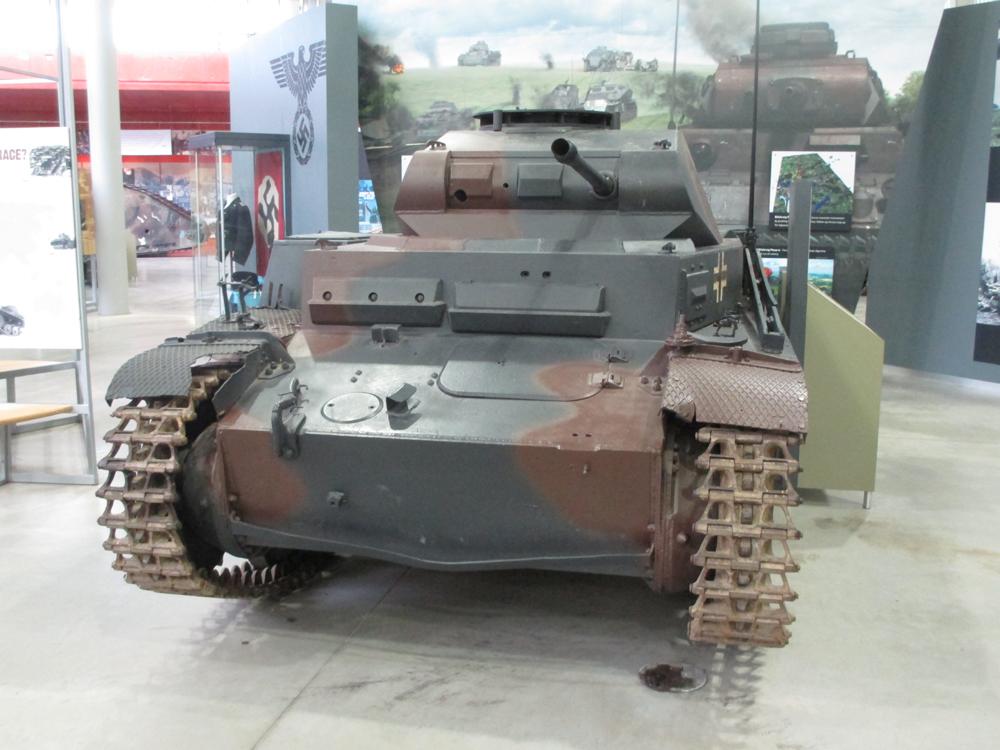 ボービントン戦車博物館 012-1