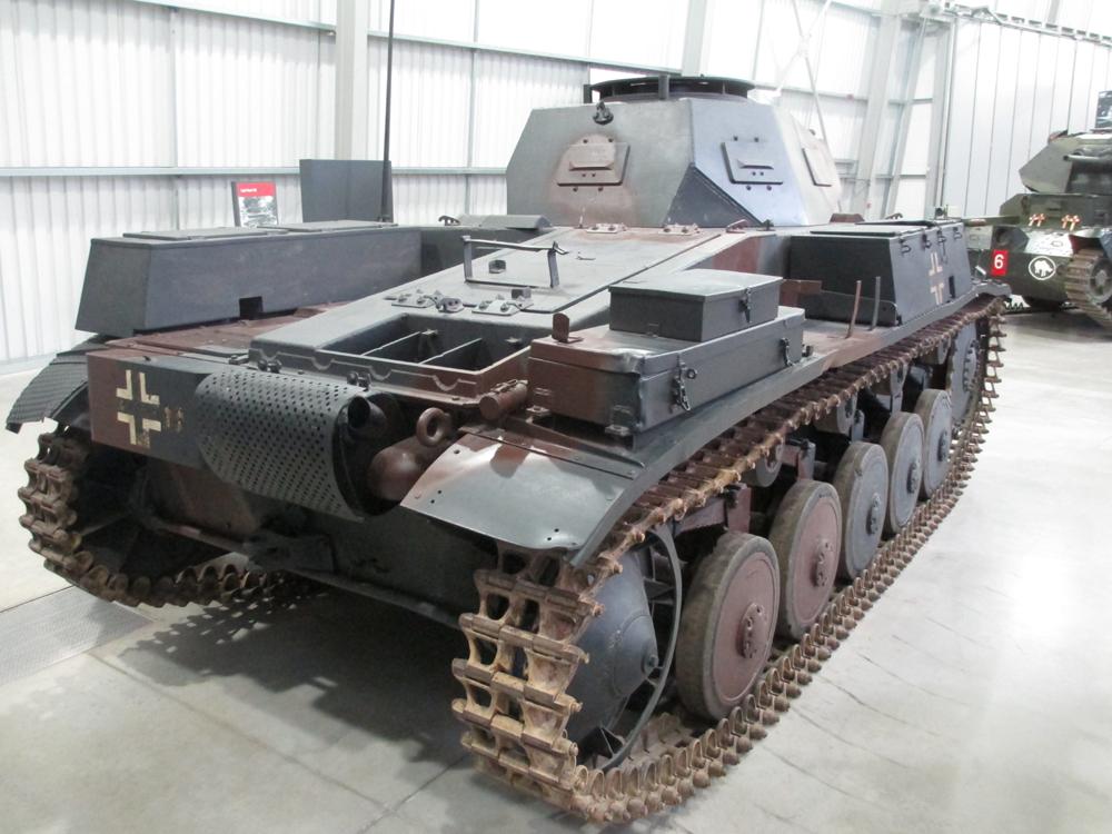 ボービントン戦車博物館 012-3