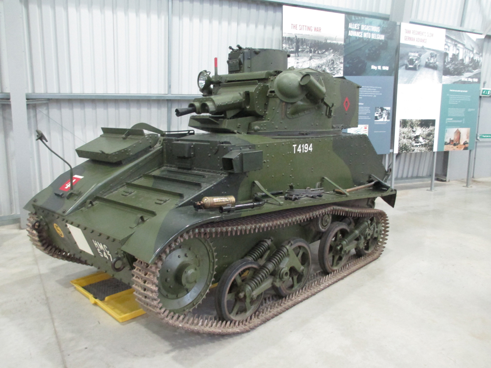 ボービントン戦車博物館 013